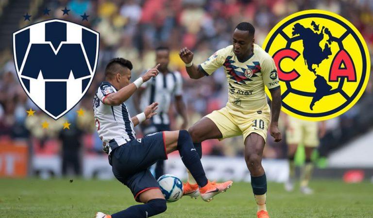 Pronósticos liga mx Final Monterrey vs América