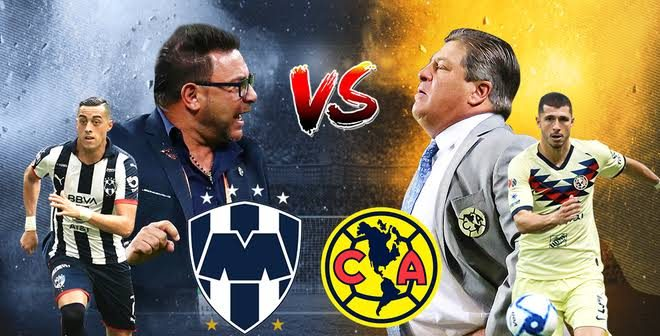 Pronósticos liga mx Gran final Monterrey vs América