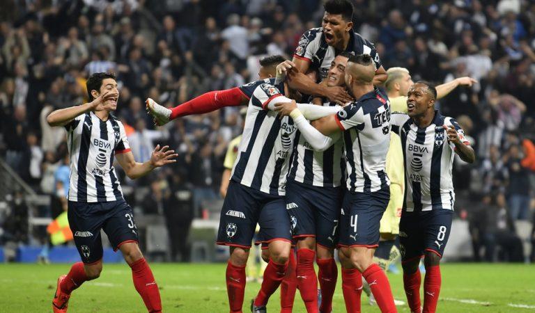 Monterrey doblegó en penales al América en la gran final de la Liga MX