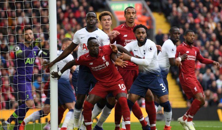 El Tottenham recibe a los Reds con la misión de frenarlos