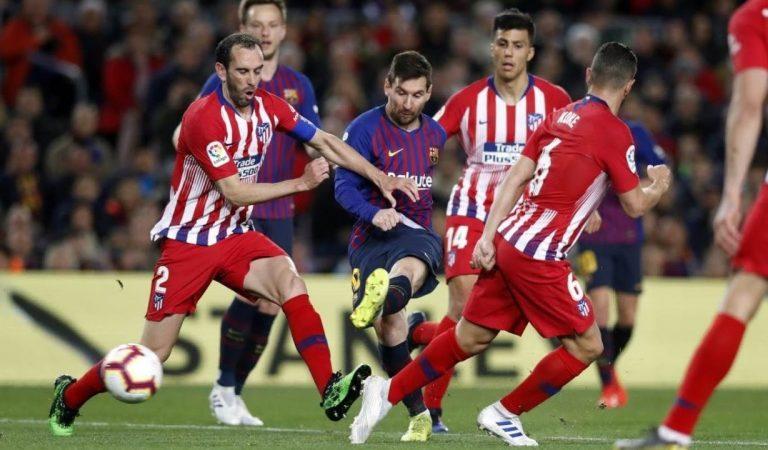 Pronóstico Barcelona vs Atlético de Madrid