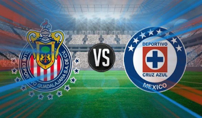 Liga MX | Chivas Guadalajara vs Cruz Azul: Previa, Pronóstico y Cuotas